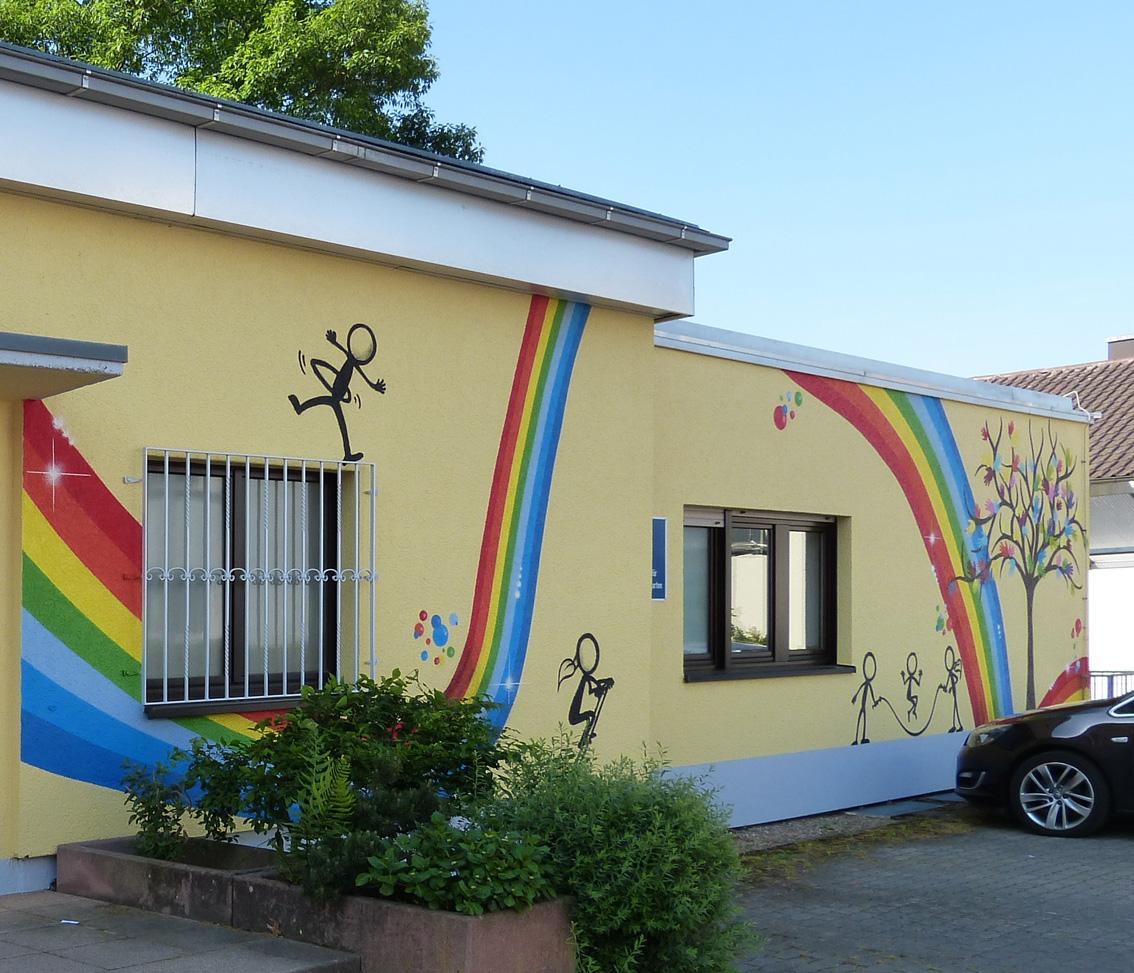 Evangelischer kindergarten probsterwald for Evangelischer kindergarten